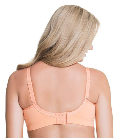 Rock Candy Luxury Seamless Nursing Bra -  Coral