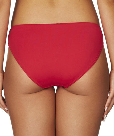 Sea Level Essentials Hipster Bikini Brief - Red