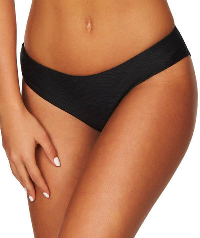 Sea Level Majorca Hipster Bikini Brief - Black