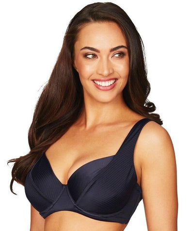 Sea Level Sunset Dreams DD-E Cup Underwire Bikini Top - Night Sky
