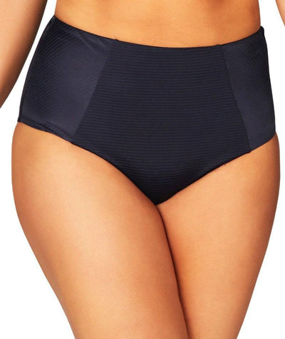 Sea Level Sunset Dreams High Waist Brief - Night Sky
