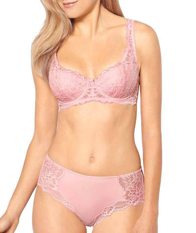 Triumph Amourette Charm Padded Bra - Pink