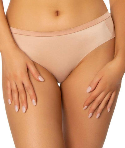 Triumph Body Make-up Soft Touch Hipster Brief - Neutral Beige