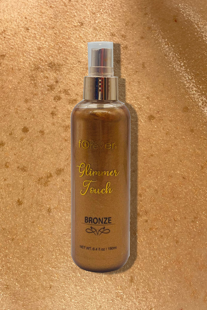 Bronze Glimmer Touch Body Spray
