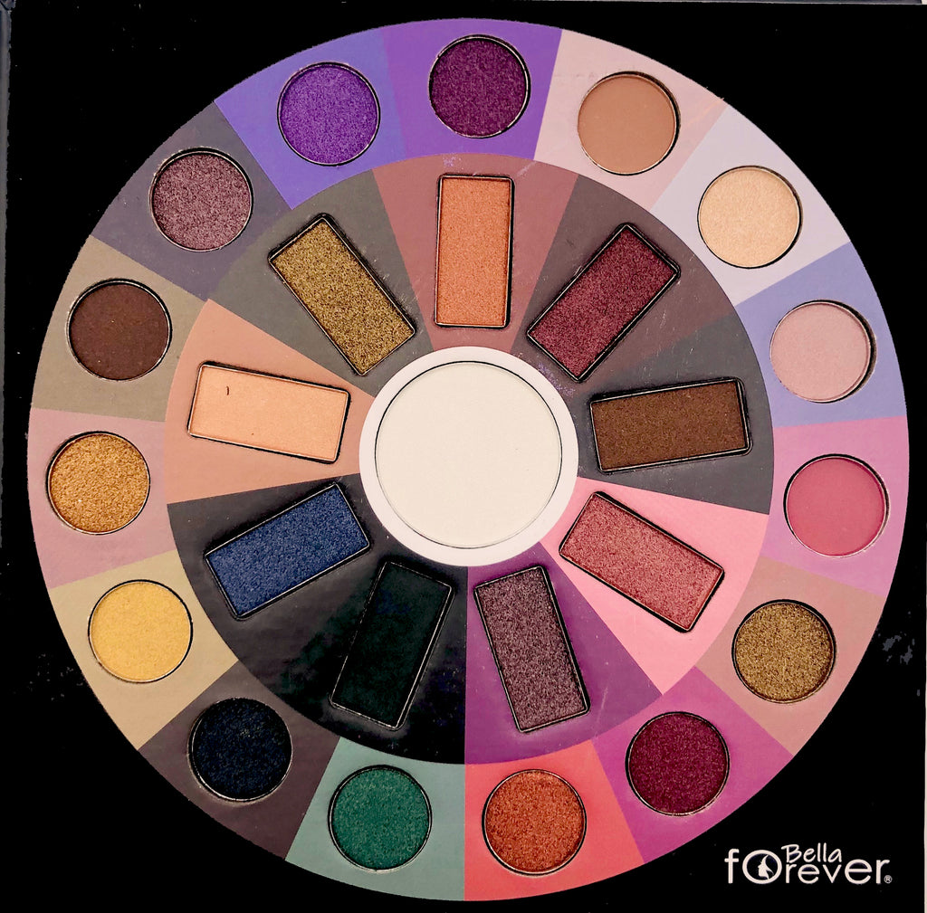 Beautifier 25 Color Eyeshadow Pallete