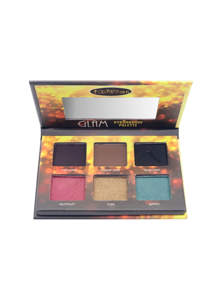 6 Color Eyeshadow Palette