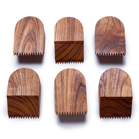 Hand Shaped Teak Wood
