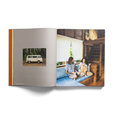 10 x 11 in. 288-page Hard, Linen Bound Coffee Table Book