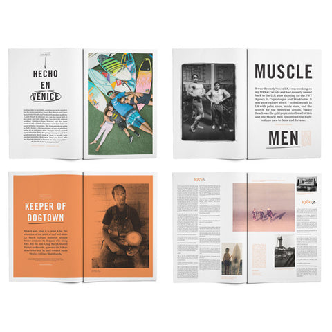 84-page Large Format Newsprint Zine