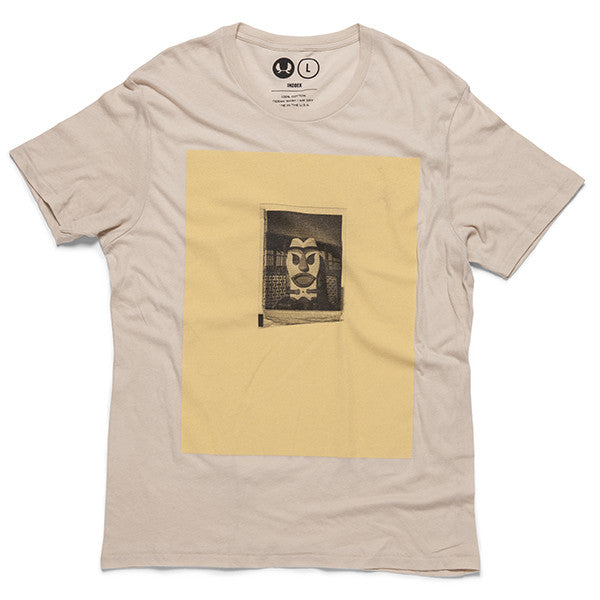100% Organic Natural Cotton Tee