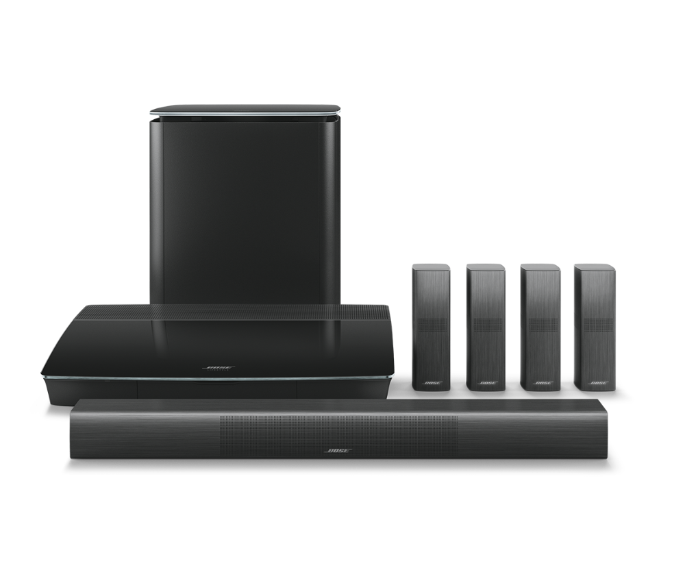 bose lifestyle 650 home entertainment system