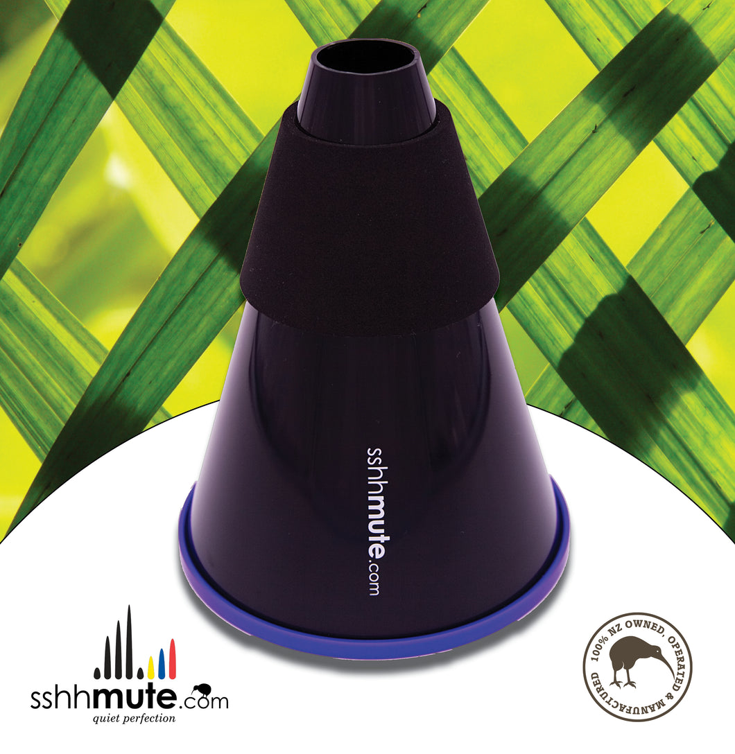 sshhmute Practice Mute for French Horn