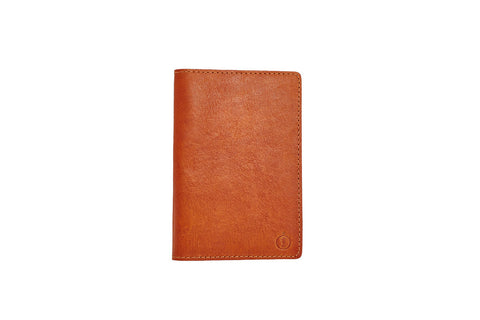 Passport Wallet - Hickory