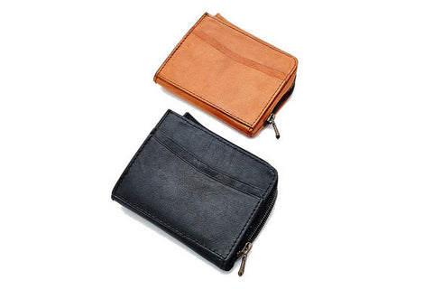 Zip Wallet - Ink
