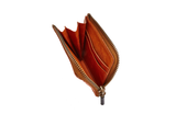 Zip Wallet - Hickory