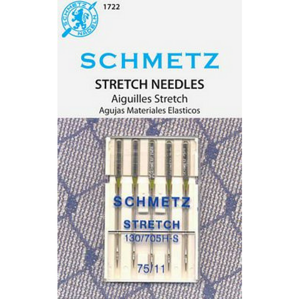 Schmetz Stretch Needles Size 75 & 90