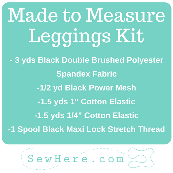 Made to Measure Leggings Kit