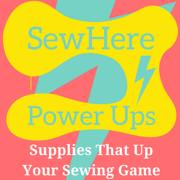SewHere Power Up Packs!