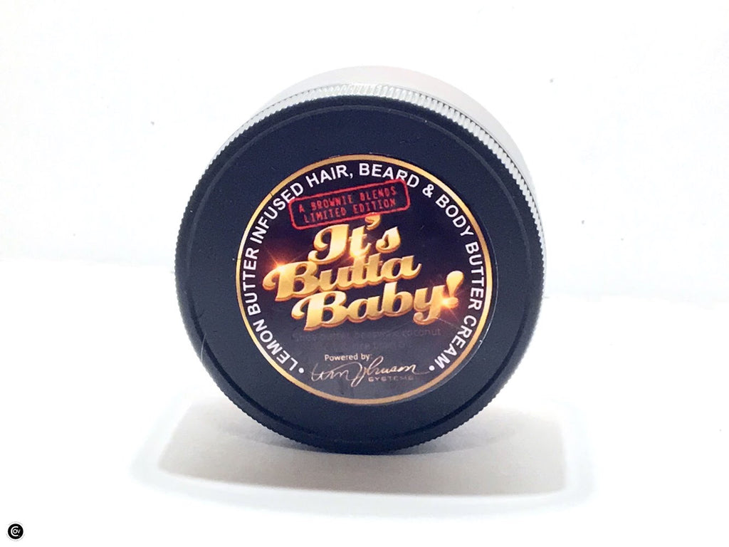 It's Butta Baby! HAIR, BEARD & BODY BUTTER CREAM
