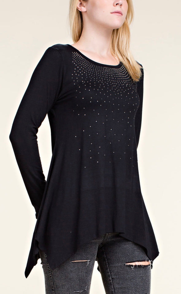 Vocal Studded Top