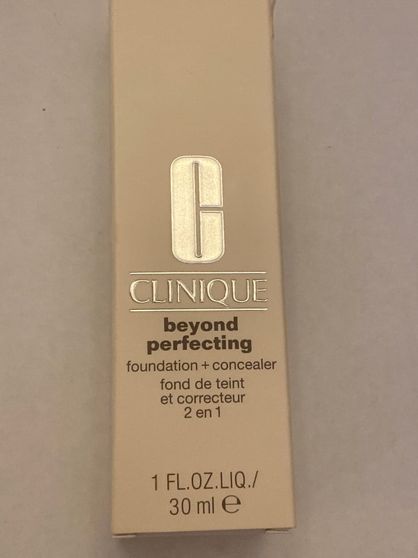 Clinique Beyond Perfecting Foundation & Concealer Shell