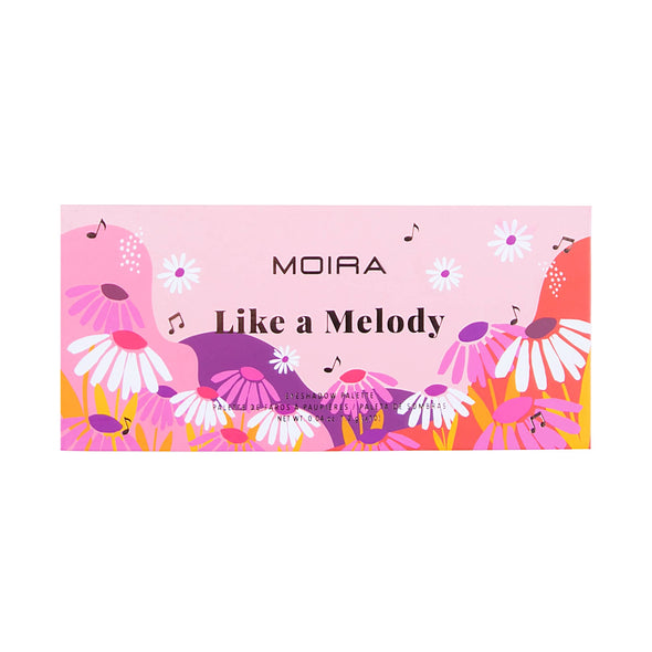 Moira Fairy tale Shadow Palette - Like a Melody