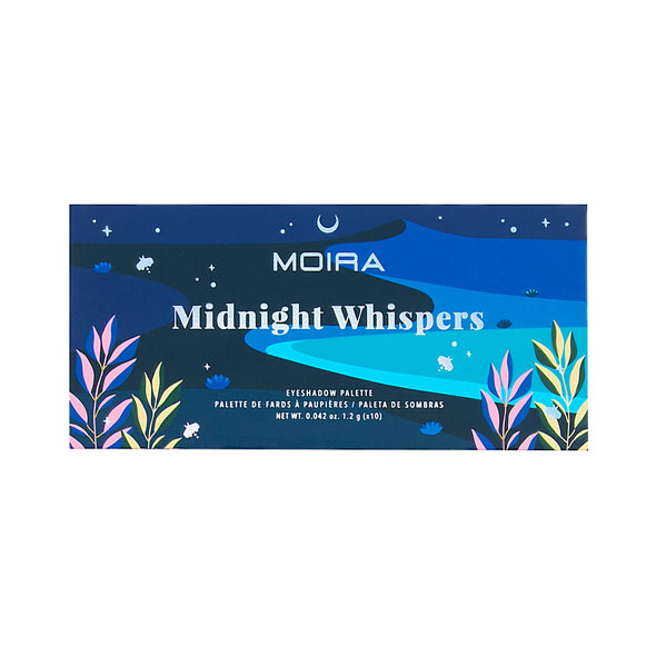 Moira Fairy tale Shadow Palette - Midnight Whispers