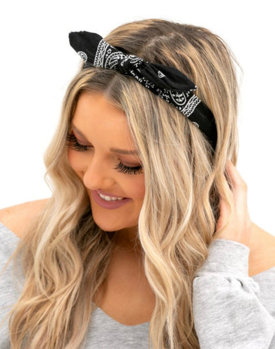 Bandanna Headbands