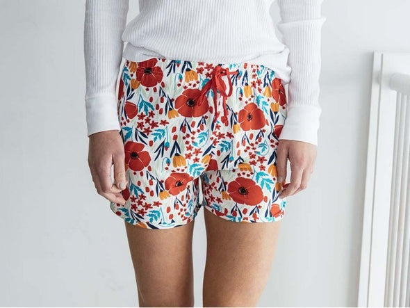 Soft PJ Shorts