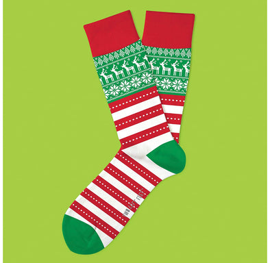 Two Left Feet Christmas Socks
