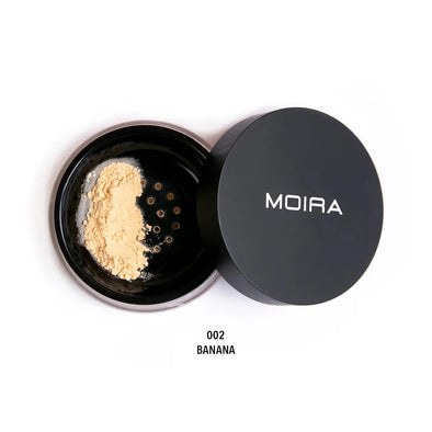 Moira Loose Setting Powder - Banana