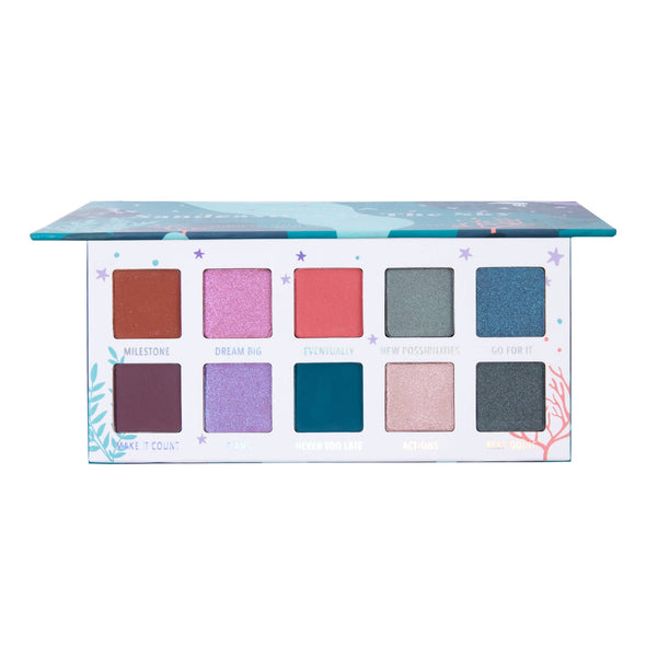 Moira Fairy tale Shadow Palette - Sandcastles in the Sky