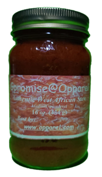 West African Stew by Gpromise@Opparel