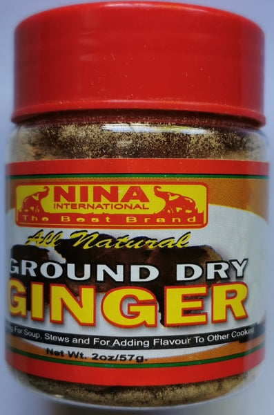 Ground Dry Ginger by Nina