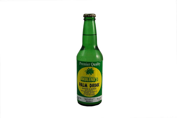 Palm juice - Nkulenu's ( Multi pack , 1 cent shipping in the USA)