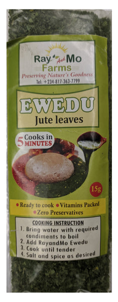 Ewedu (Jute leaves)
