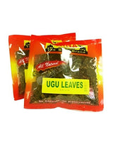 Ugu leaves by Nina