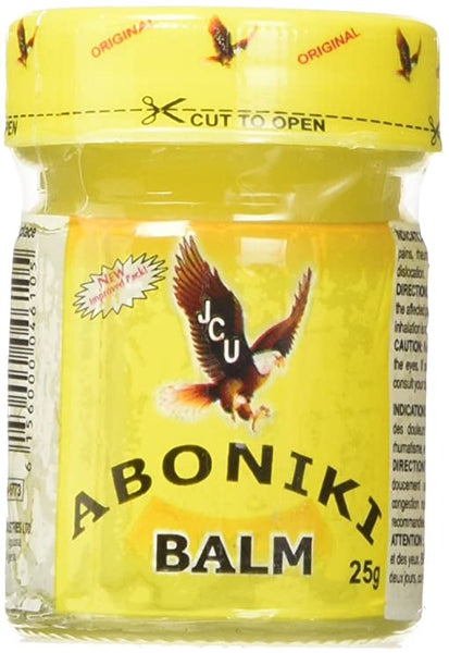Aboniki Balm by J. C. Udeozor Global Industries