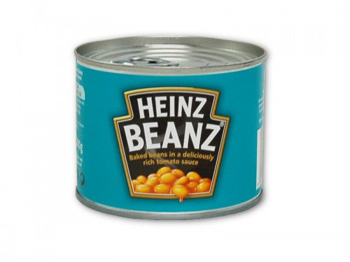 Baked Beanz by Heinz.