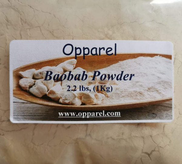 Baobab powder by Opparel