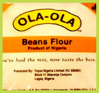 Bulk Buy : Beans Flour by Ola Ola