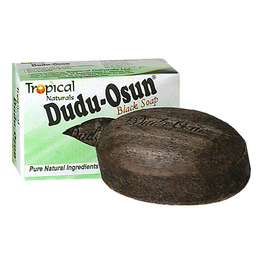 Black Soap (Dudu-Osun) by Tropical Naturals