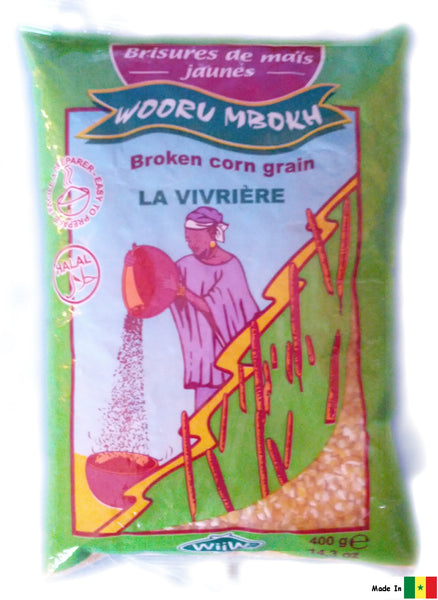 Broken Corn Grain (Wooru Mbokh) by La Vivriere