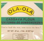 Bulk Buy : Cassava flour by Ola-Ola