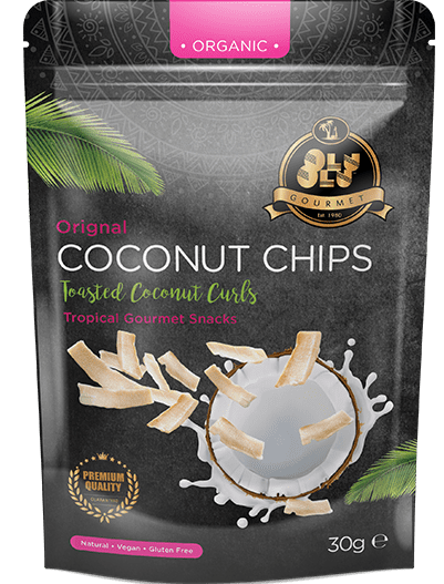 Coconut chips by Olu-Olu (buy 2+ 50% off intro offer)