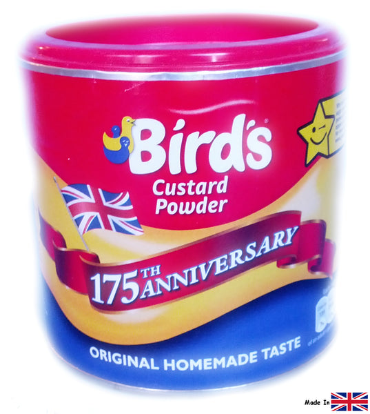 Custard powder - Birds