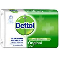 Dettol anti-bacterial soap by Reckitt Benckiser
