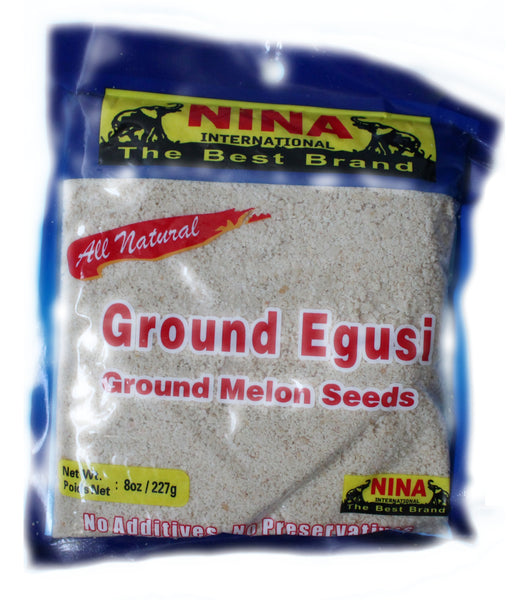 Egusi ( Ground Melon seeds) by Nina