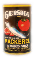 Geisha (Mackerel in tomato sauce) by Kenale foods
