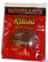 Kilishi by MJ's BBQ